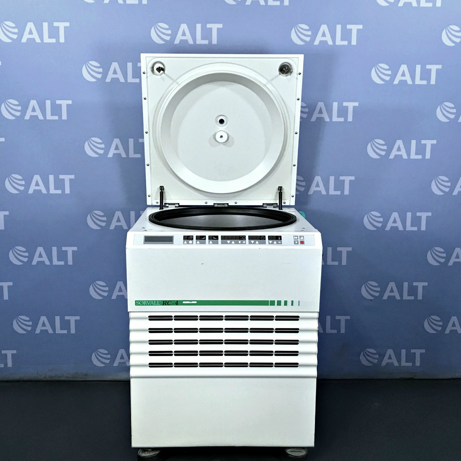 Thermo / Sorvall RC4 Low-Speed Refrigerated Floor Model Centrifuge Image