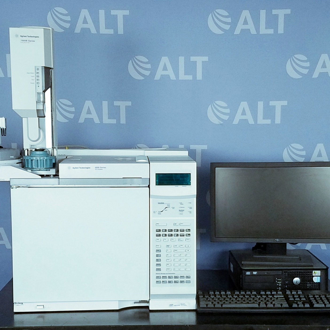 6890N Gas Chromatograph System (Demo System) Name