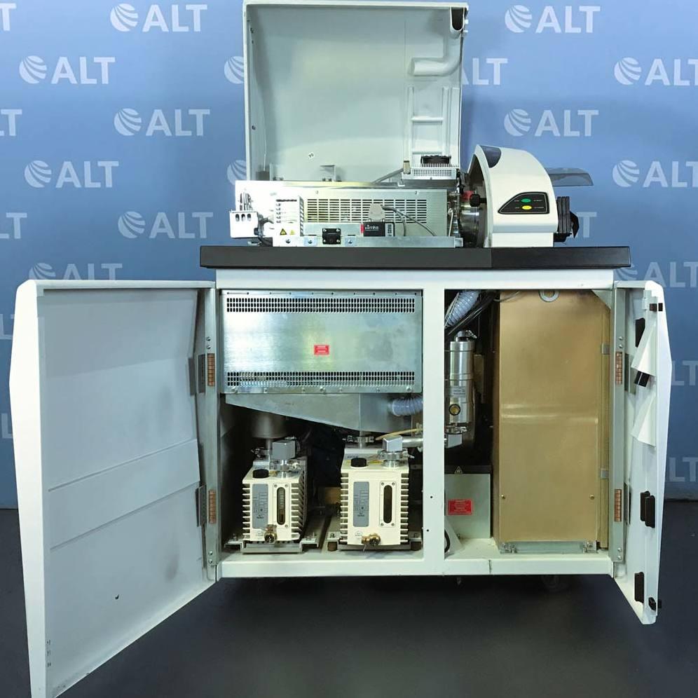 PerkinElmer Sciex ELAN DRC II ICP Mass Spectrometer With Perkin Elmer AS-93 Plus Autosampler Image