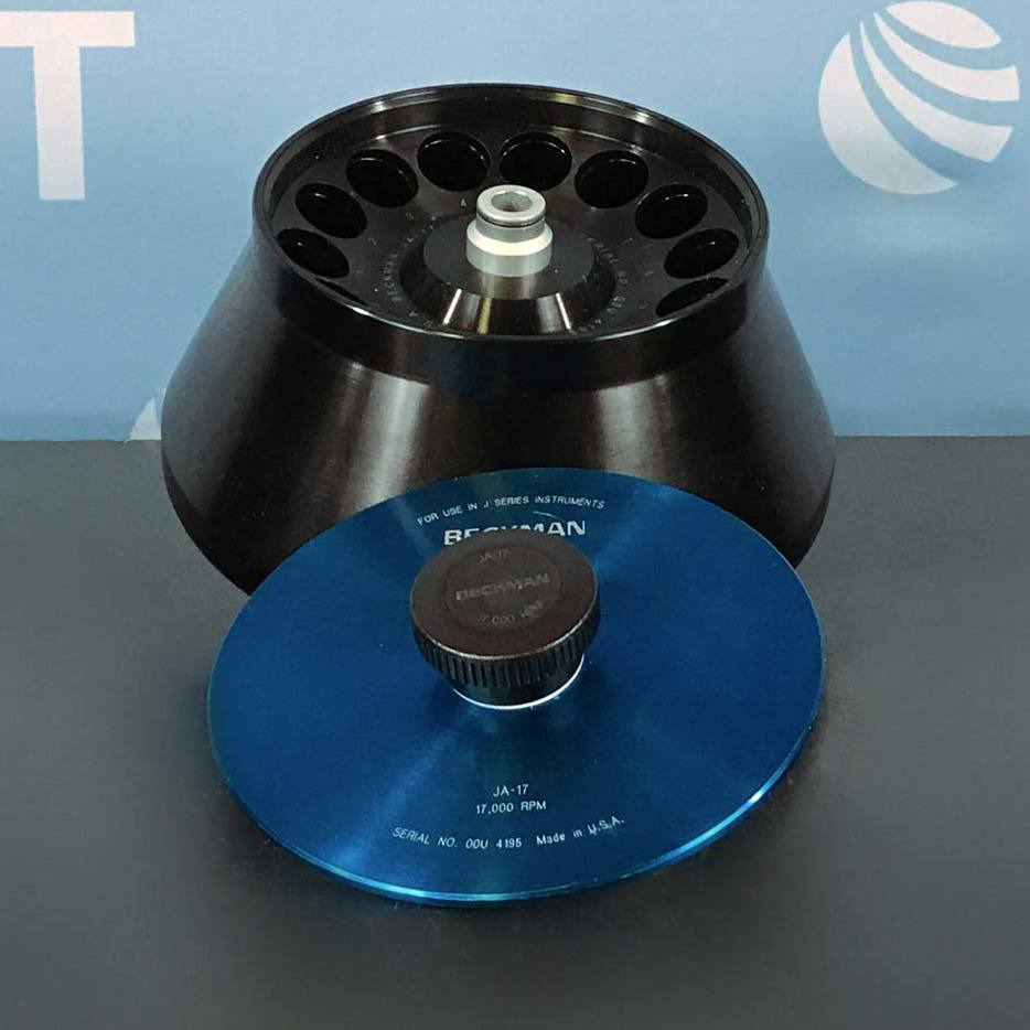 Beckman Coulter Fixed Angle Rotor Model JA-17 Image