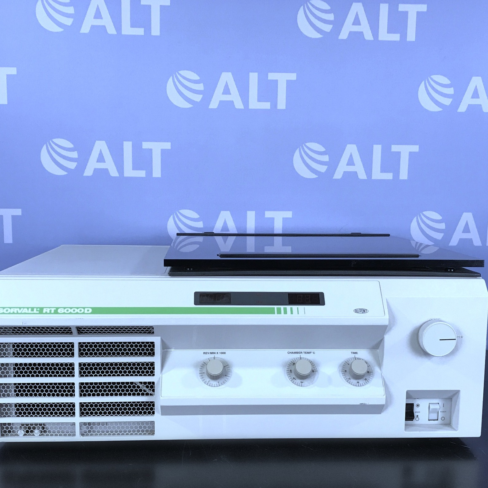 Sorvall RT6000D Benchtop Refrigerated Centrifuge Image