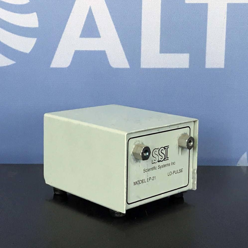 Scientific System Inc LP-21 Diaphragm-Type Pulse Damper Image