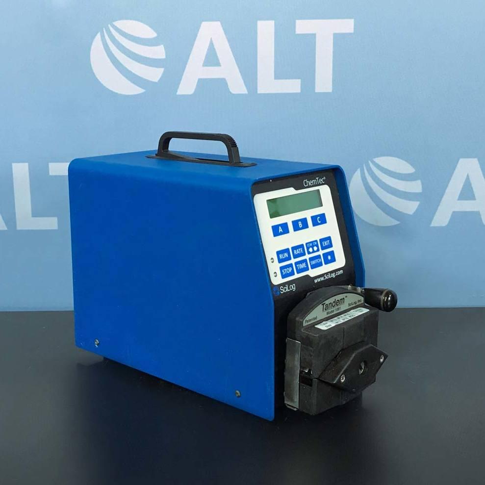 SciLog ChemTec Peristaltic Pump With Tandem 1081 Head Image