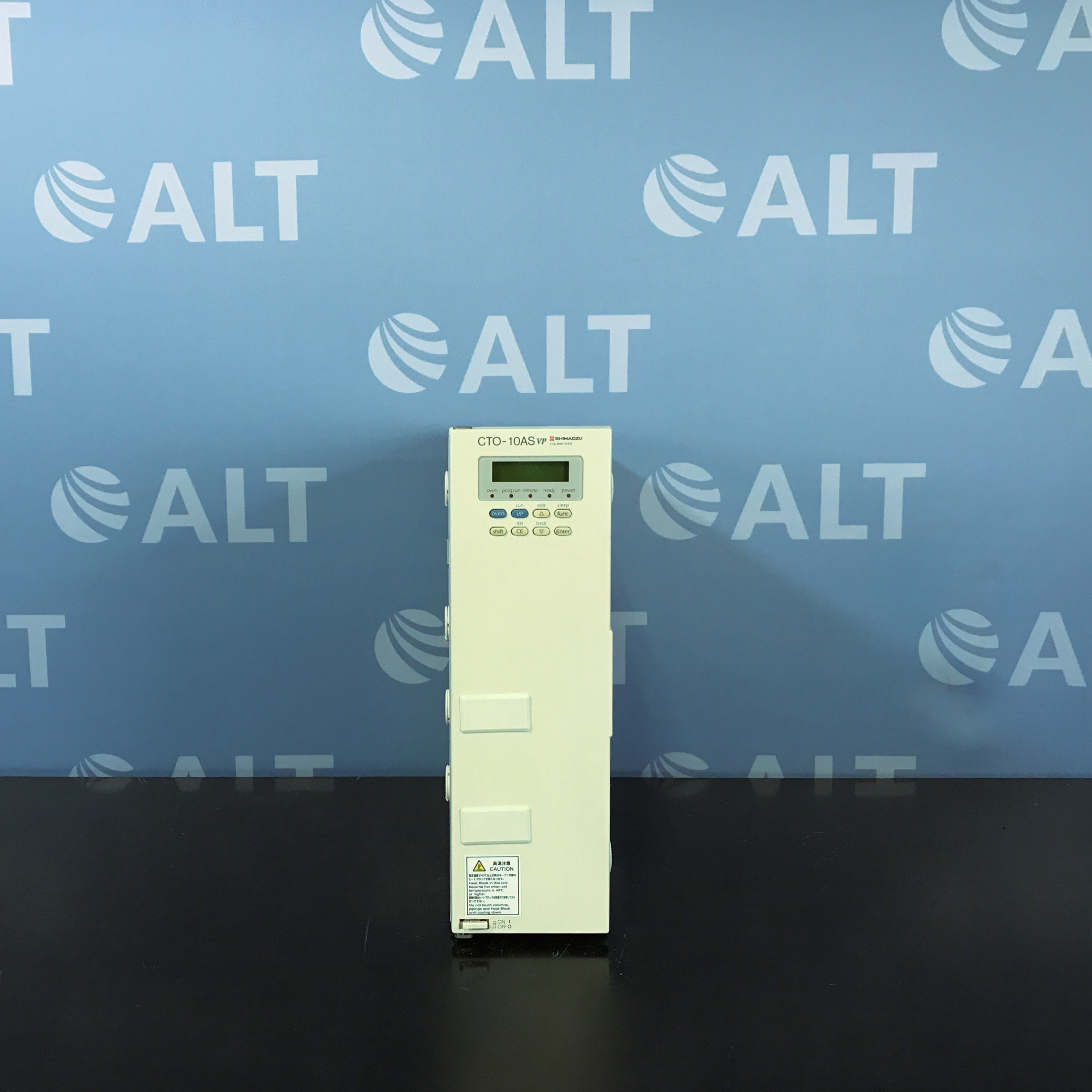 CTO-10ASvp Column Oven Name