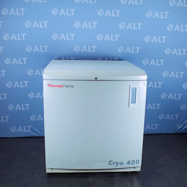 Thermo Forma Cryo 400 Cryogenic Liquid Nitrogen Storage System Model 746 Image