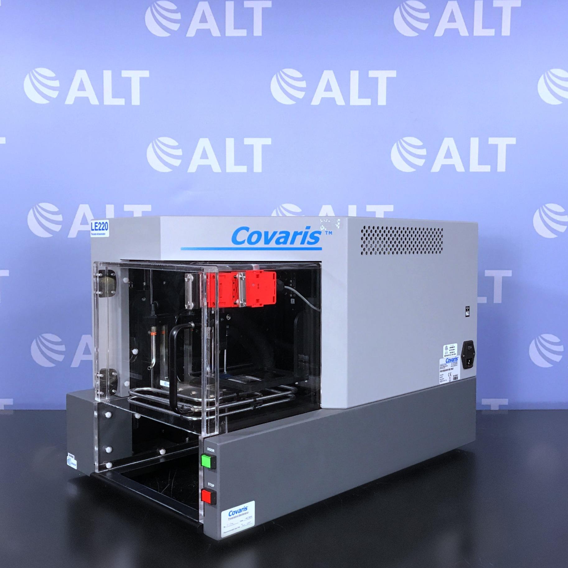 Covaris, Inc. LE220 Focused Ultrasonicator System Image