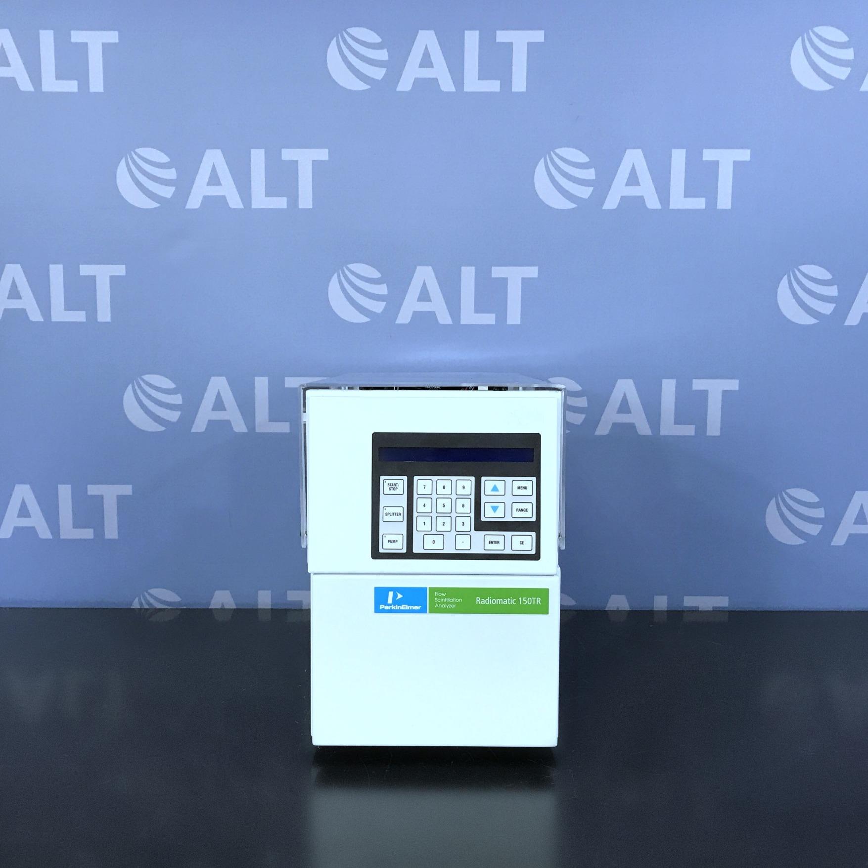 Radiomatic 150TR Flow Scintillation Analyzer Name