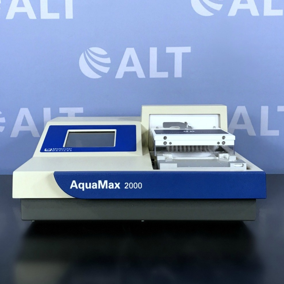 Molecular Devices AquaMax 2000 Microplate Washer With 96 Head Image