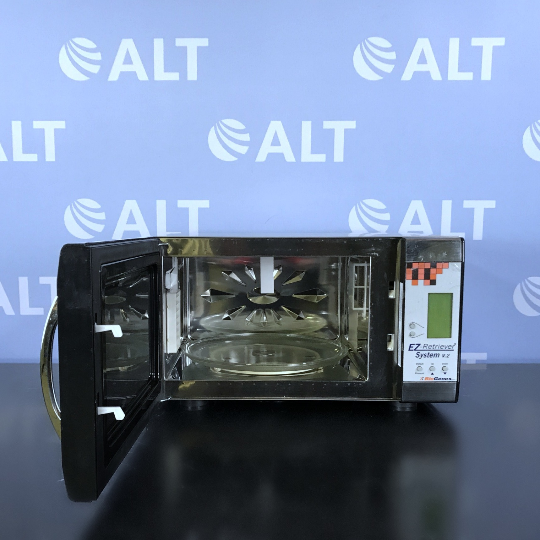 BioGenex EZ-Retriever System V.2 Microwave Oven Model EZ-RT-110.V2 Image