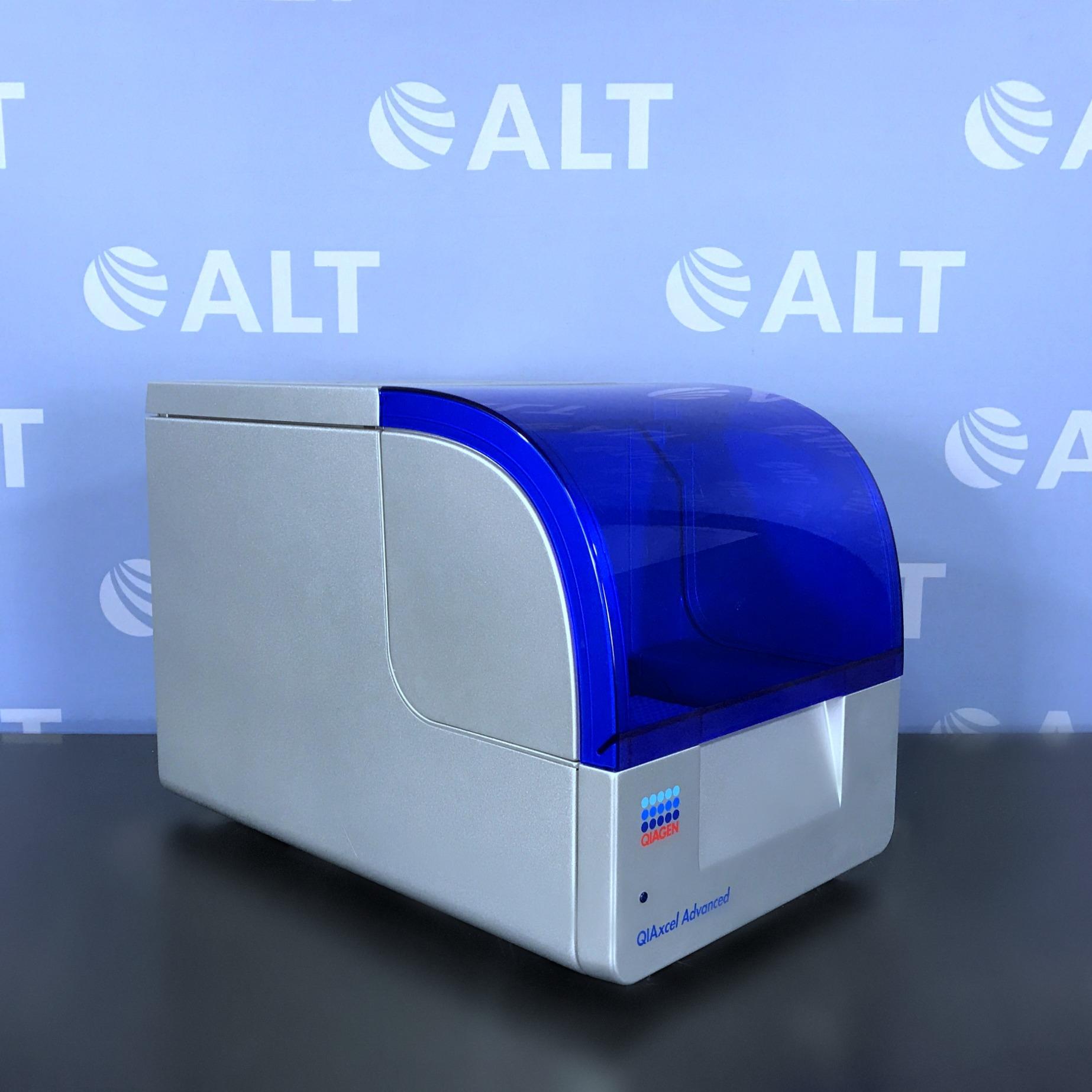 Qiagen QIAxcel Advanced System Image