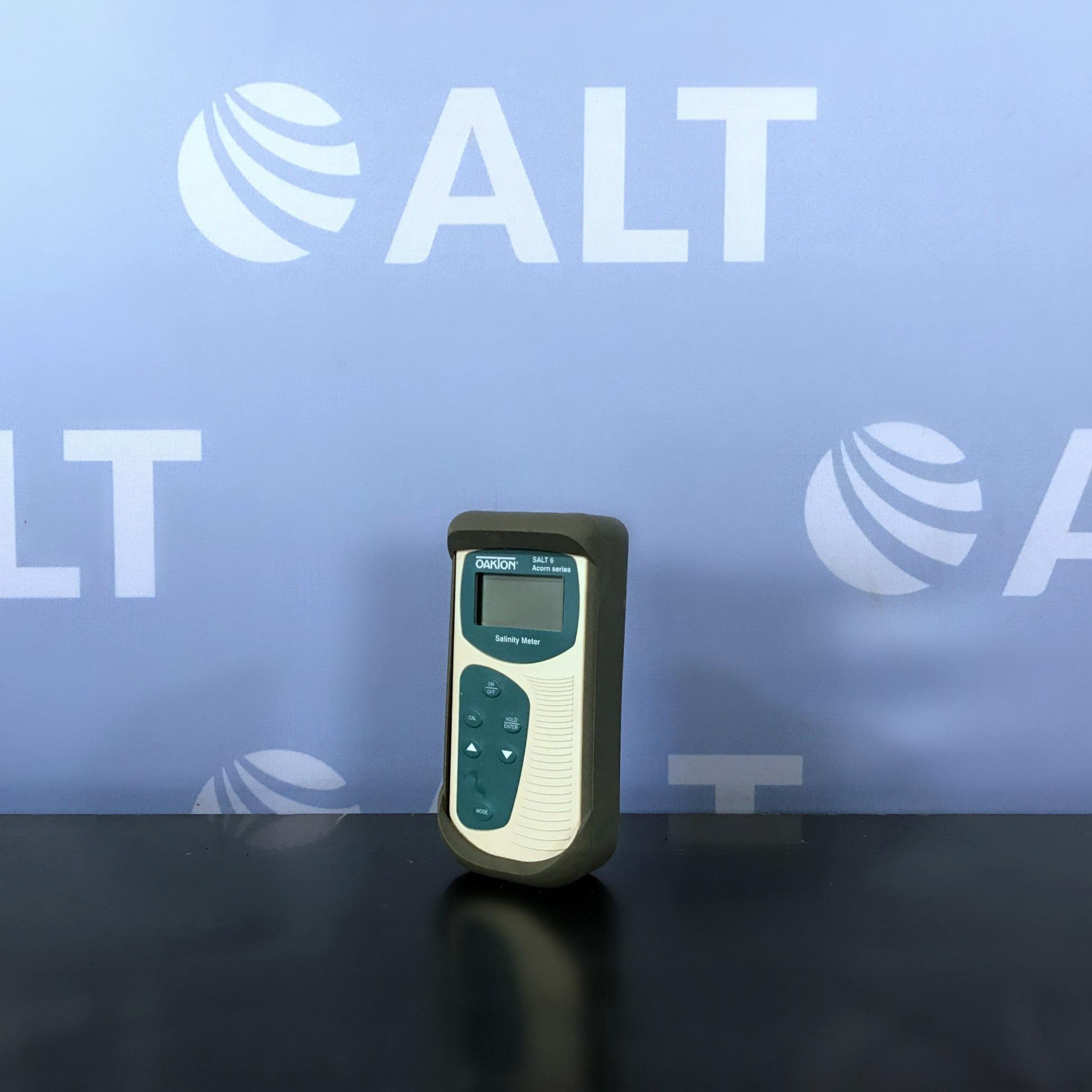 Acorn Salt 6 Salinity Meter Name