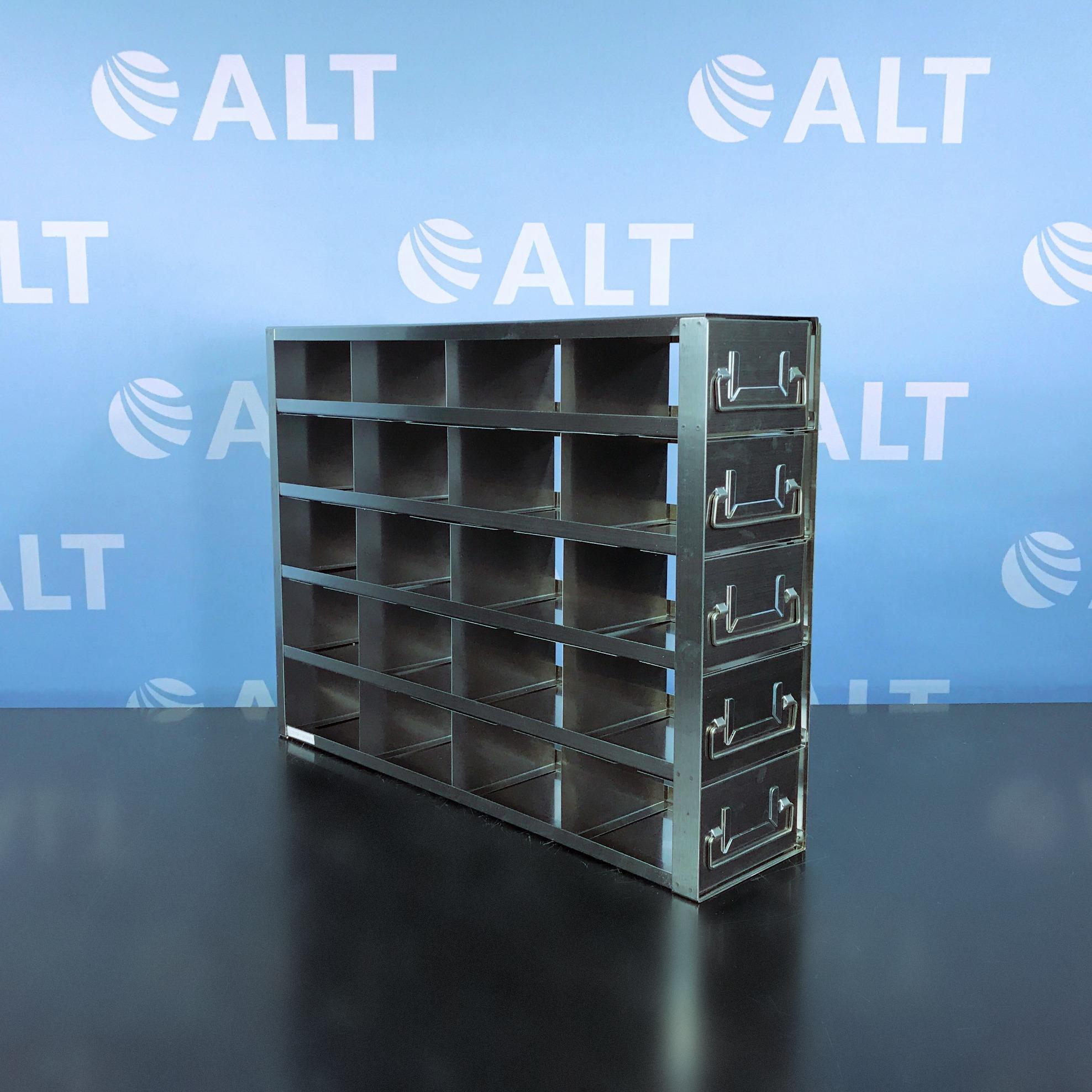 LABRepCo UFD-453 Upright Freezer Drawer Racks for Standard 3