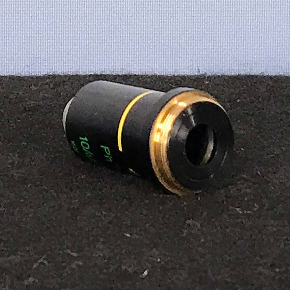 Carl Zeiss PH1 10/0.22 160/- Microscope Objective Image