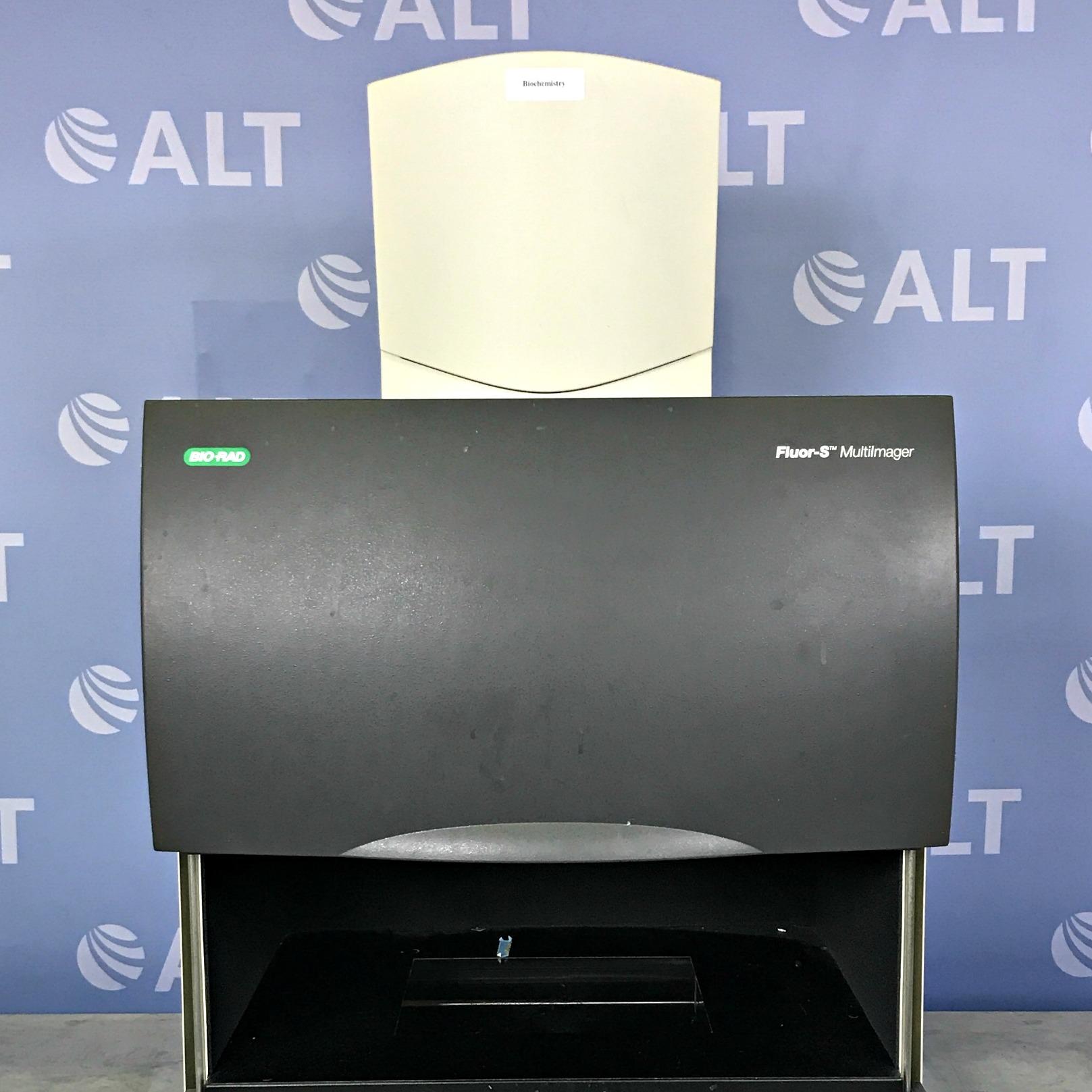Bio-Rad Fluor-S MultiImager Image