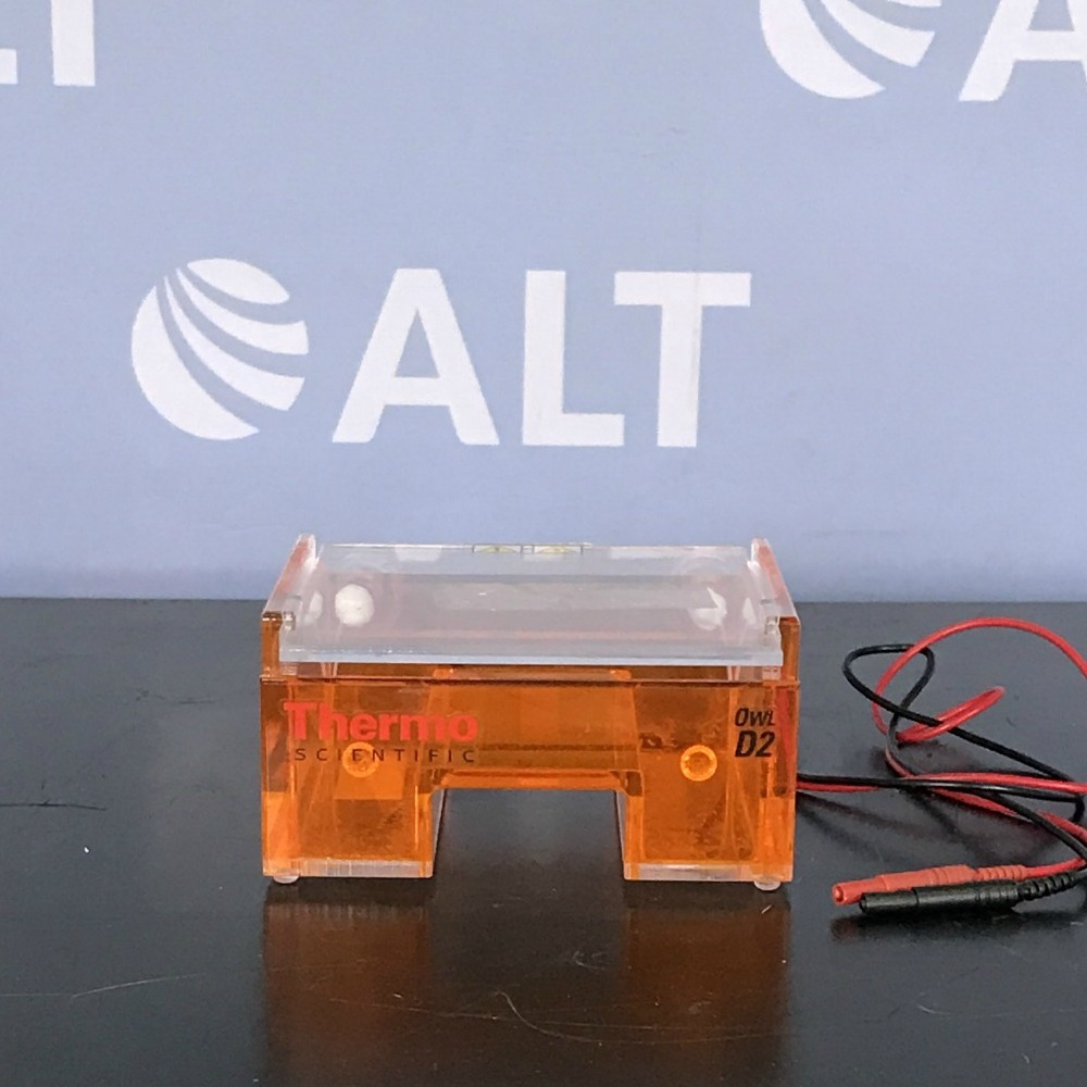 Thermo Scientific Owl D2 Wide-Gel Electrophoresis System Image