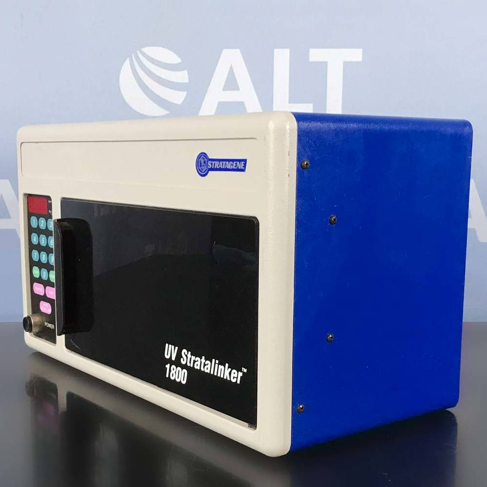 Stratagene UV Stratalinker 1800 Image