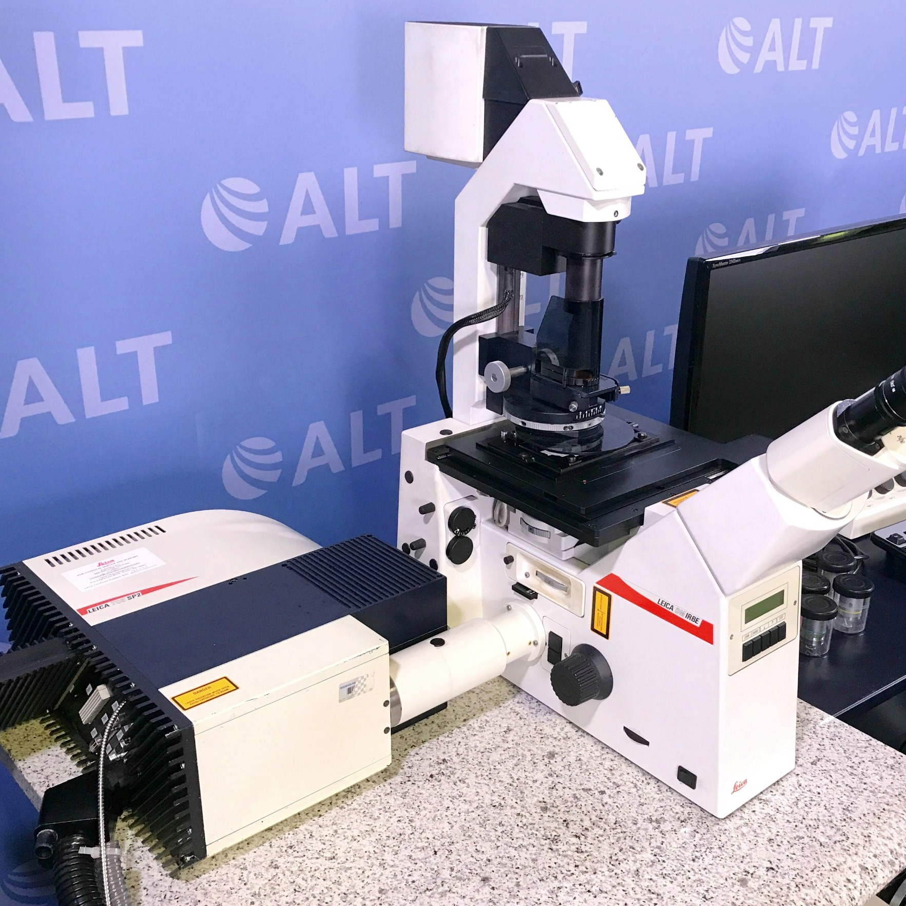 Leica TCS SP2 True Confocal Scanner System Image