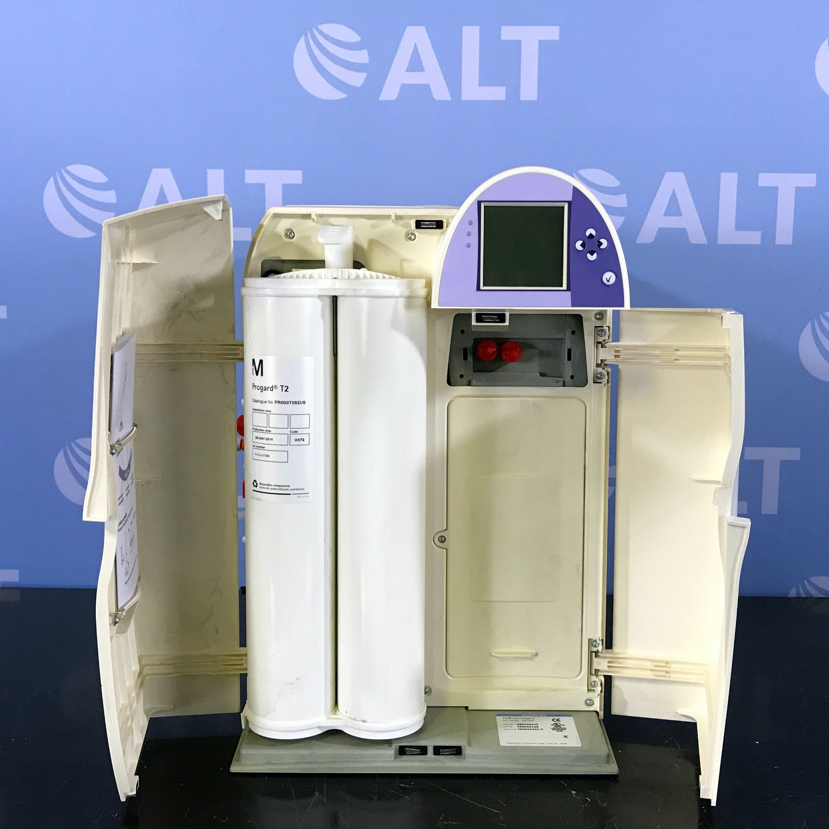Millipore Elix Advantage 5 UV Water System With E-POD And A 100 Liter PE Water Tank  Image