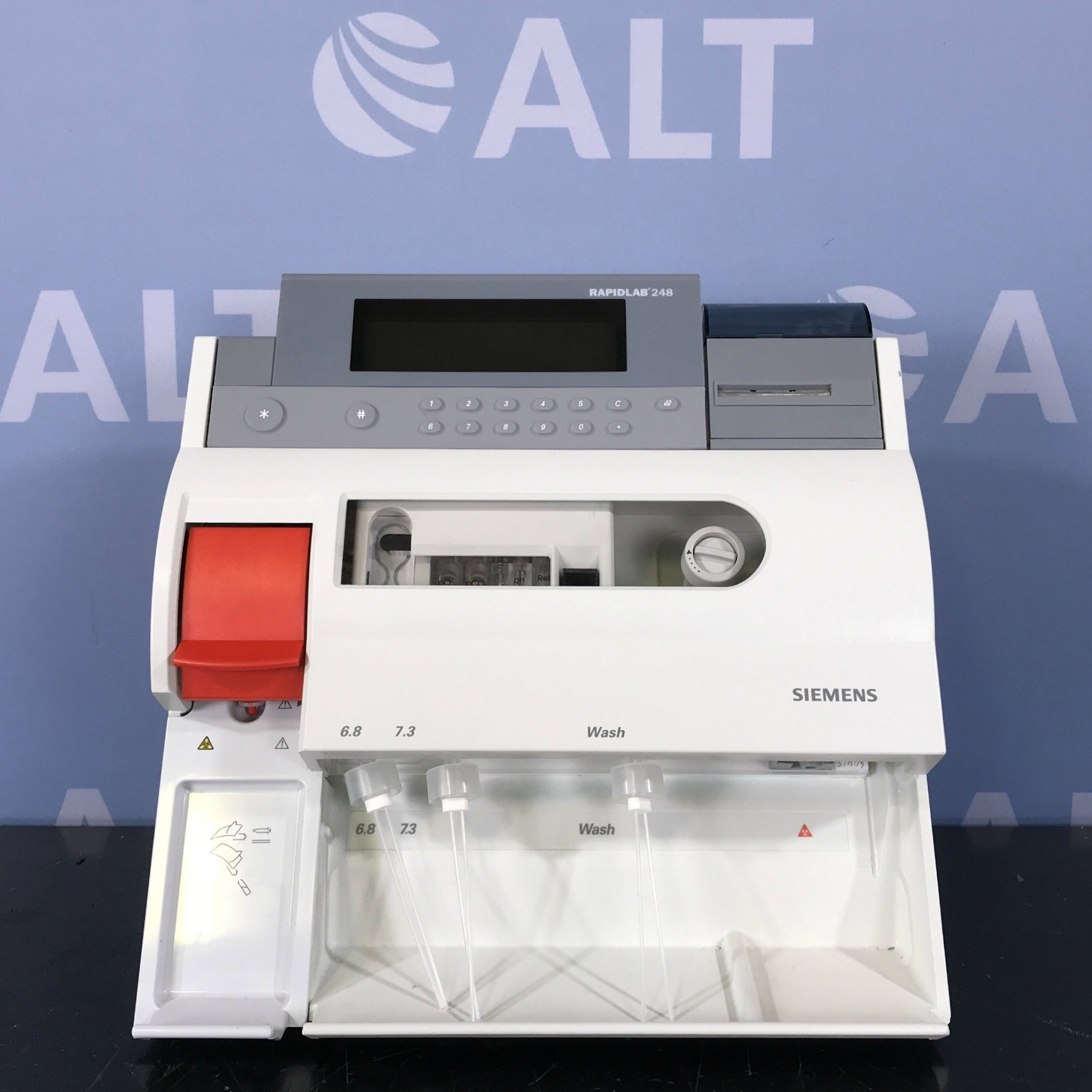 Siemens RAPIDLab 248 Model 240 pH/Blood Gas Analyzer Image