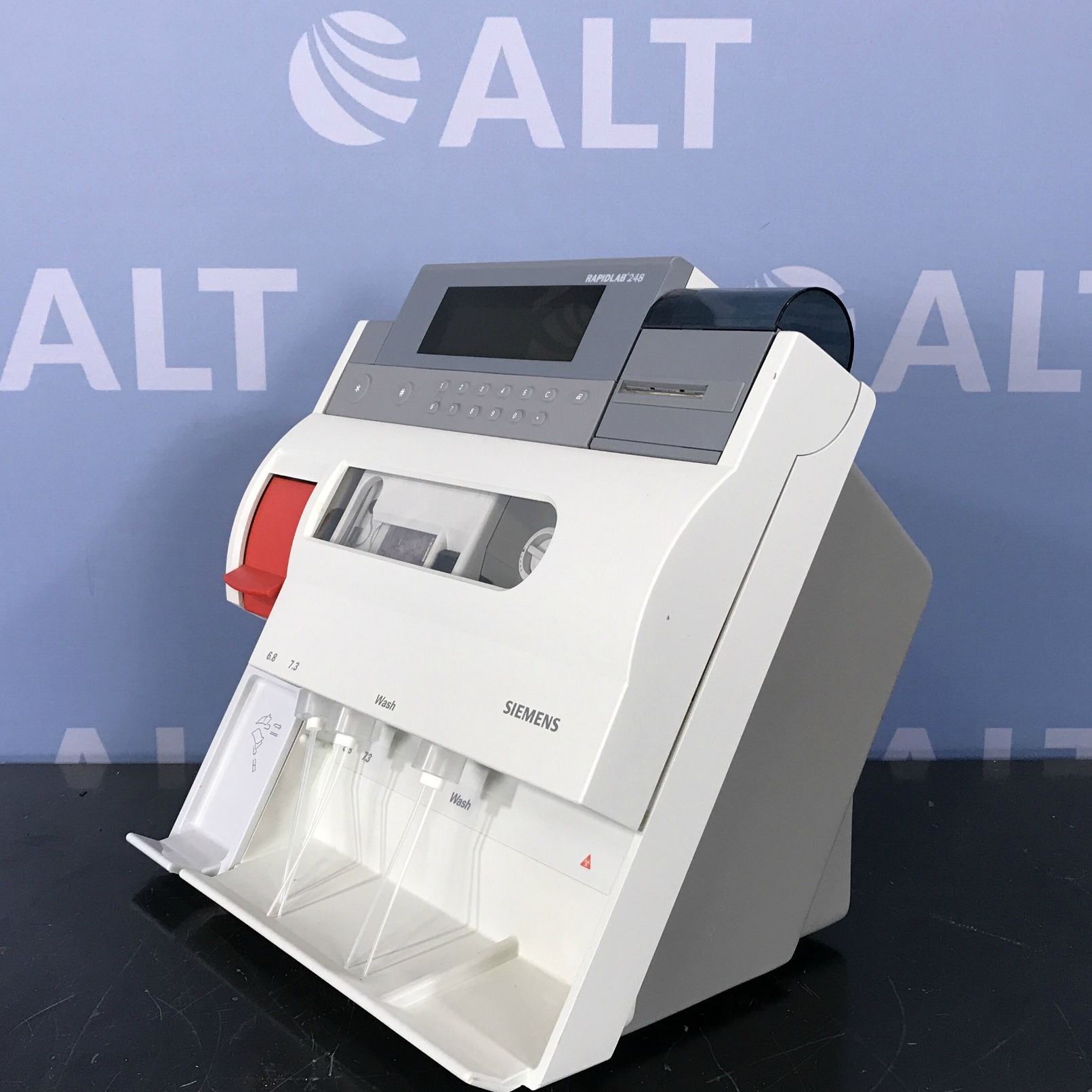 Siemens RabidLab 248 Model 240 pH/Blood Gas Analyzer Image