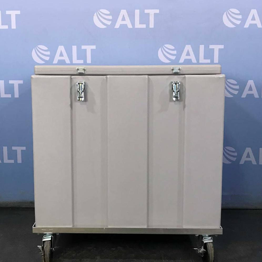 ThermoSafe Heavy Duty Dry Ice Storage Chest Image