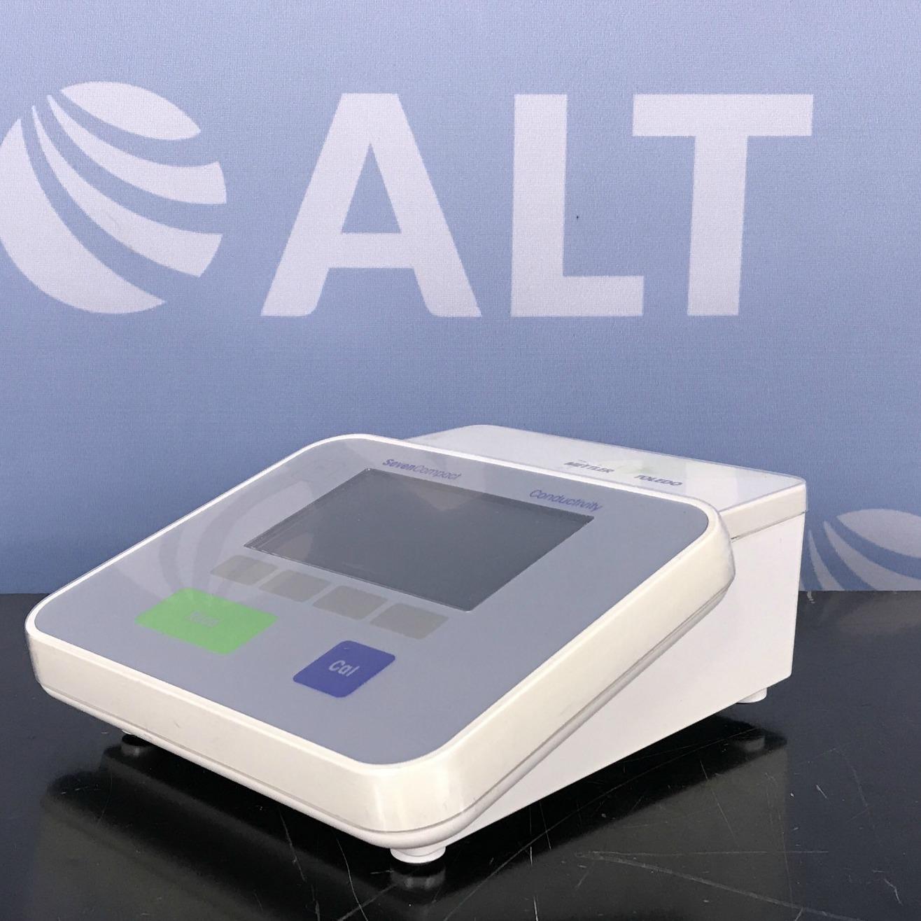 Mettler Toledo S230 SevenCompact Conductivity Meter Image