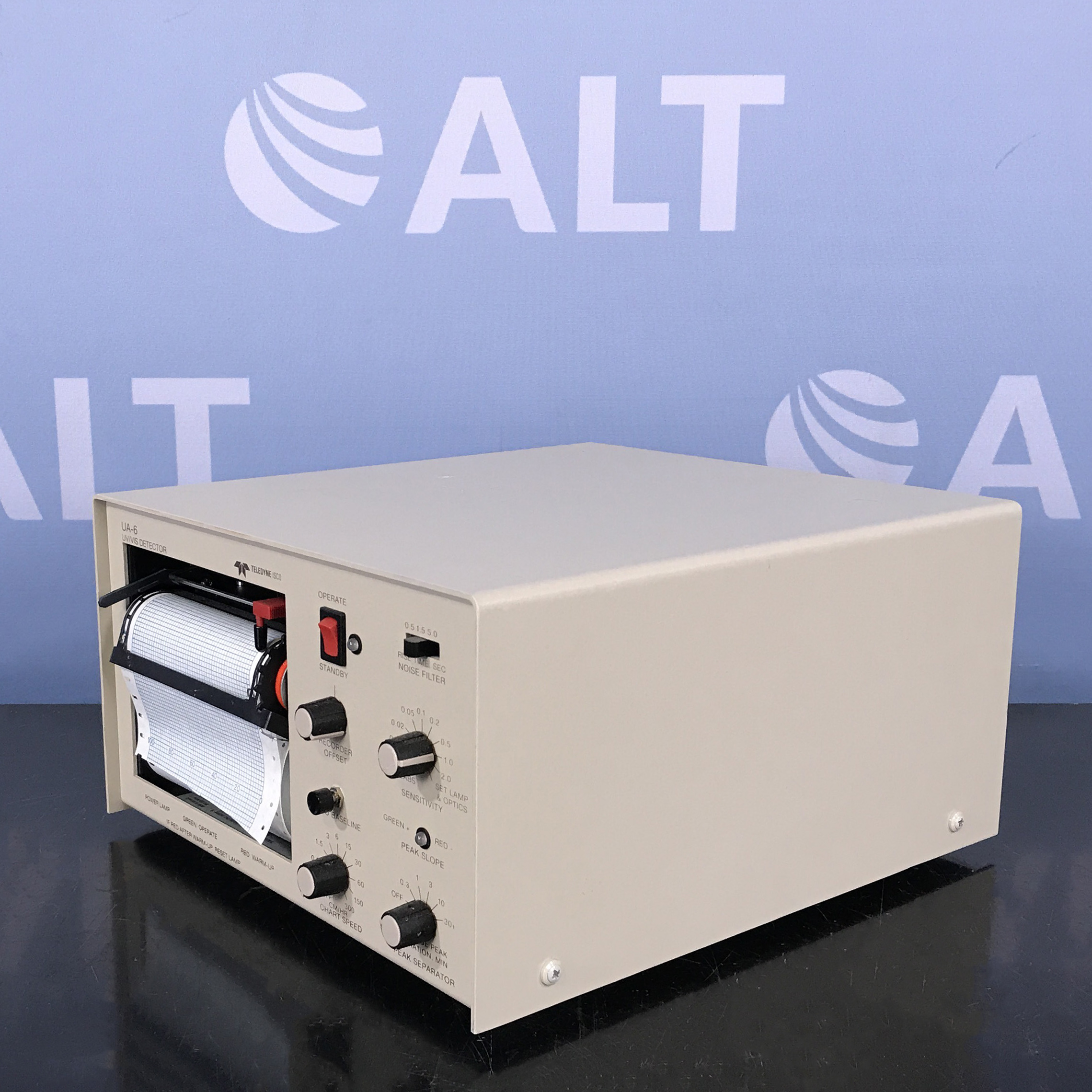 Teledyne Isco UA-6 UV/VIS Detector With Type 11 Optical Unit Image