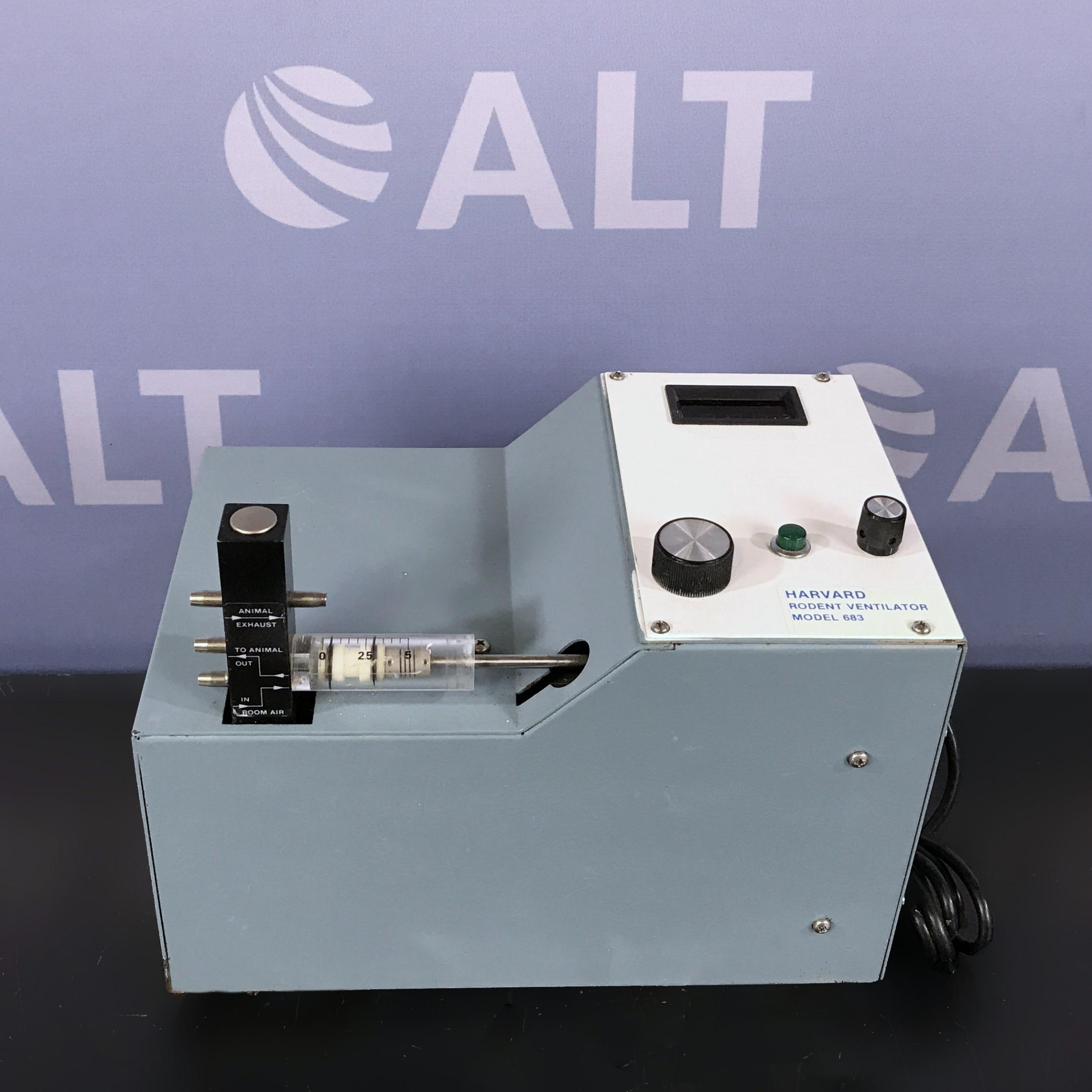 Harvard Apparatus Small Animal Ventilator Image