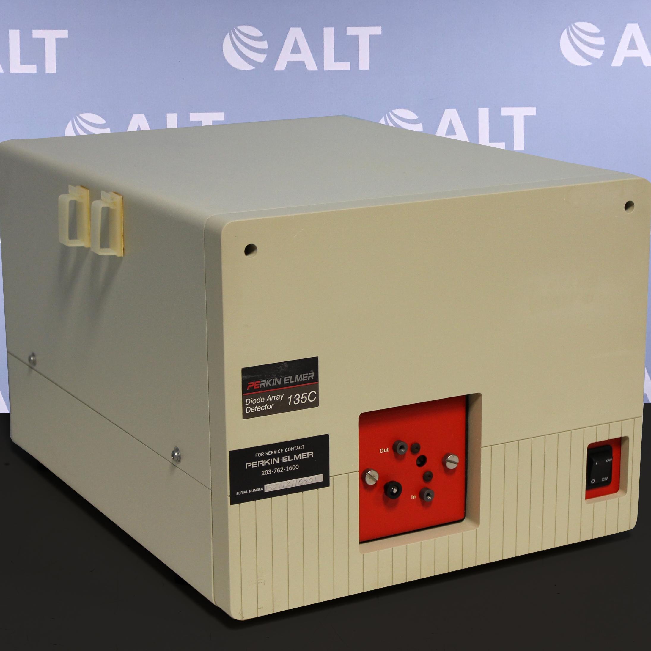 PerkinElmer Diode Array Detector 135C Image