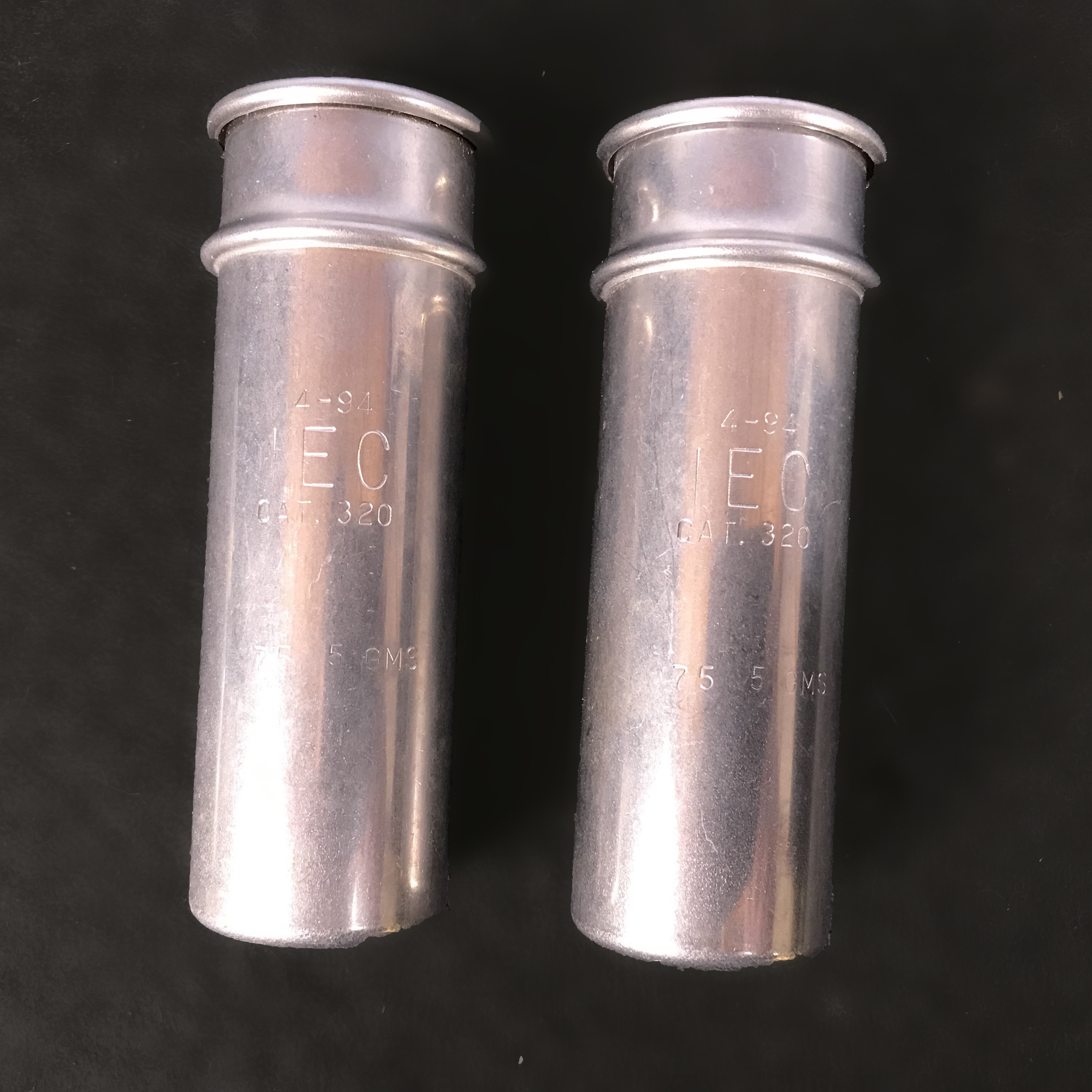 Thermo / IEC 320 Buckets (Set of 2) Image