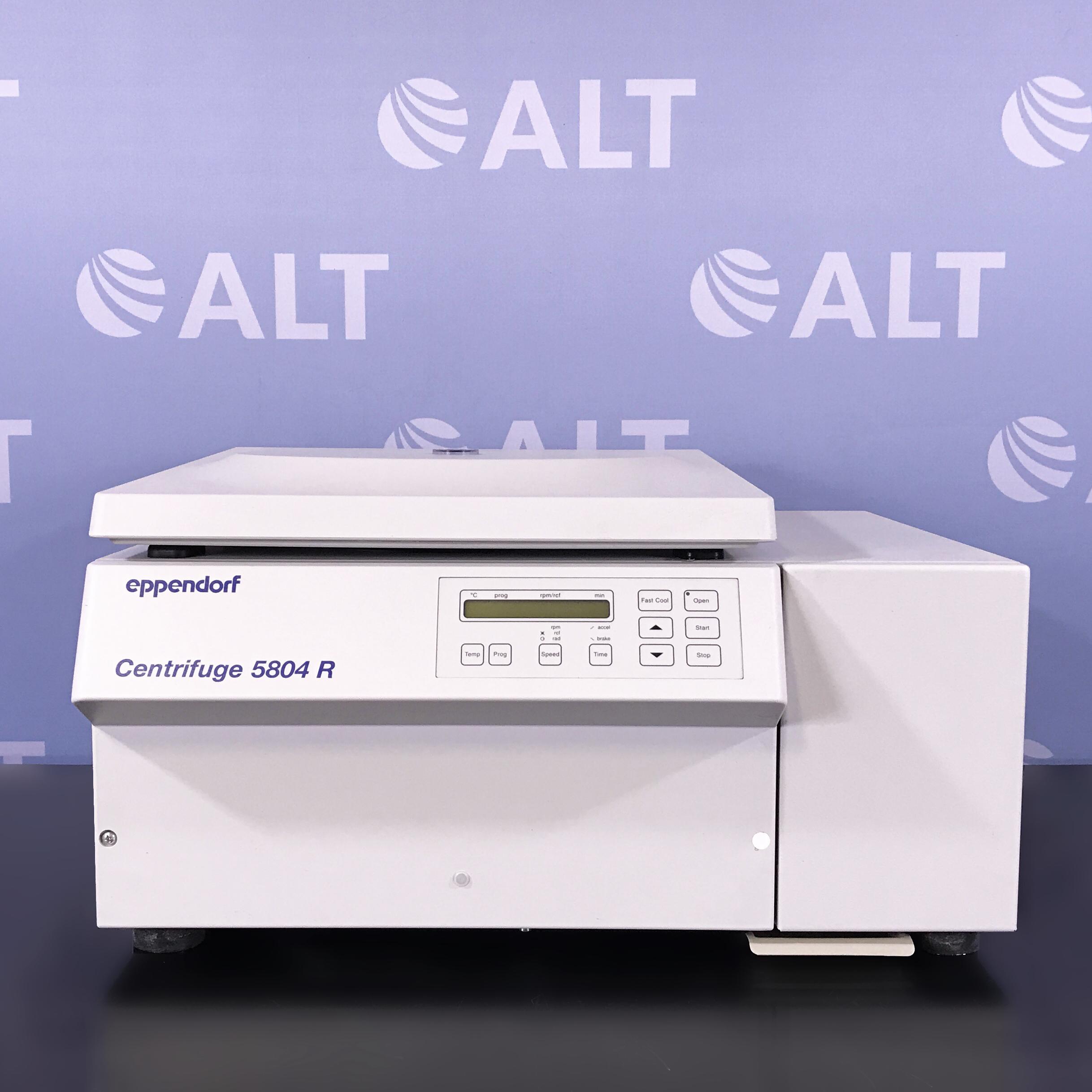 Eppendorf 5804R Refrigerated Centrifuge Image