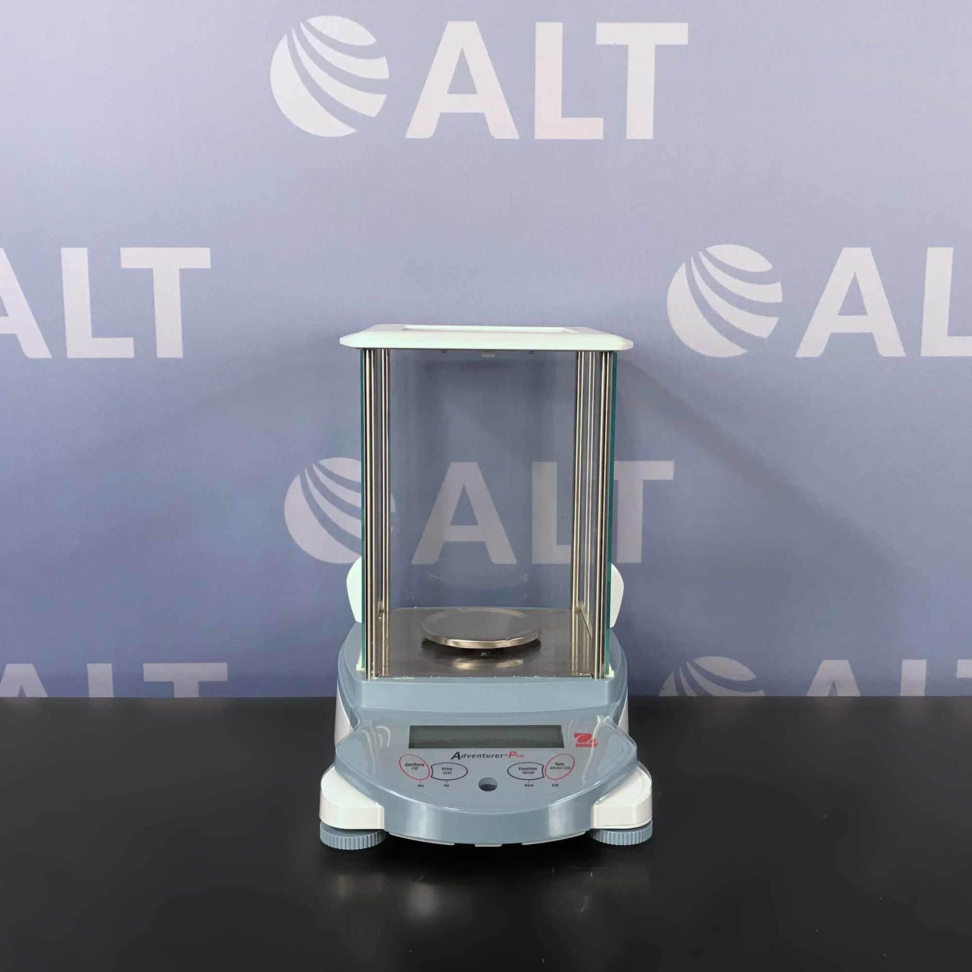 AV114C Adventurer Pro Analytical Balance Name