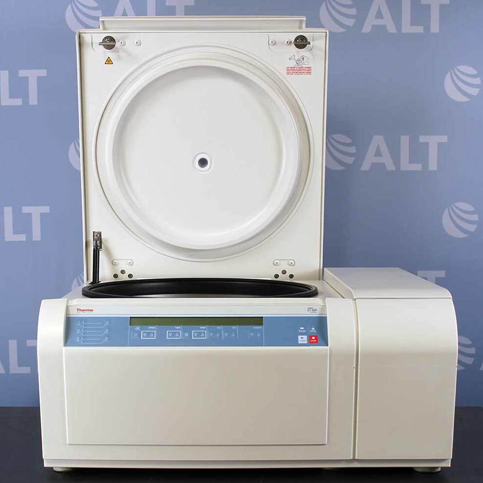 Thermo Fisher Scientific Sorvall ST 40R  Refrigerated Centrifuge CAT No. 75004525 Image