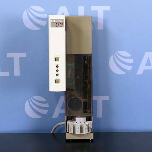 Hewlett Packard 7673 Autoinjector Image