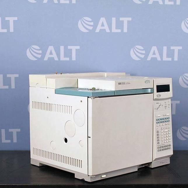 Agilent 6890N (G1530N) Plus Gas Chromatograph (GC)  System Image