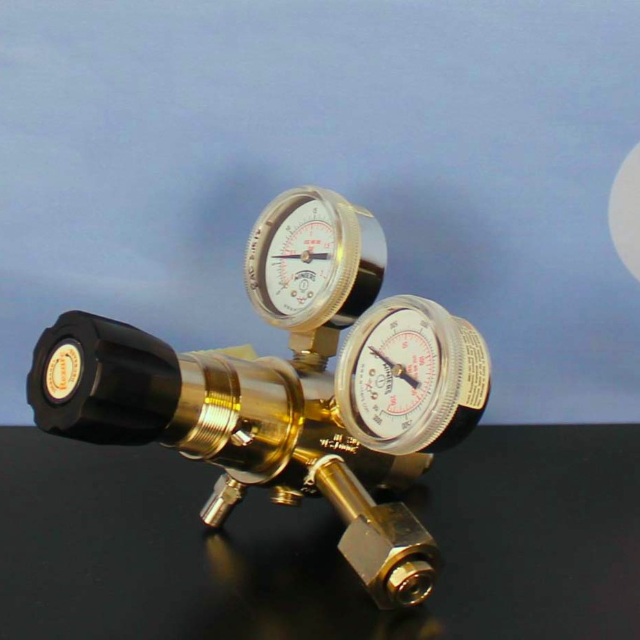 Rexarc Model 920 Two Stage Stainless Steel Cylinder Regulator Image