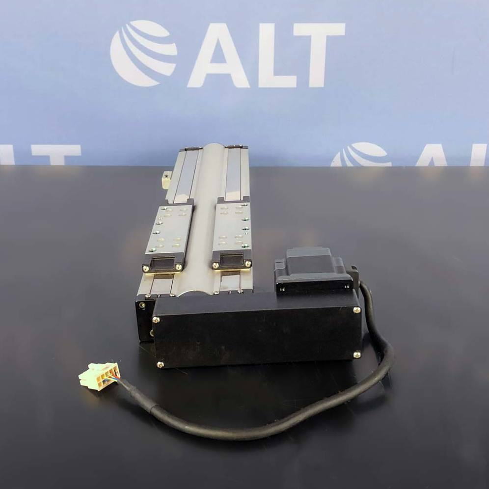 Parker Hannifin 404250XRM Precision Linear Positioner With Vexta ASM66AA Motor Image