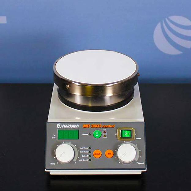 Magnetic Stirring Hotplate MR 3003 control G Name