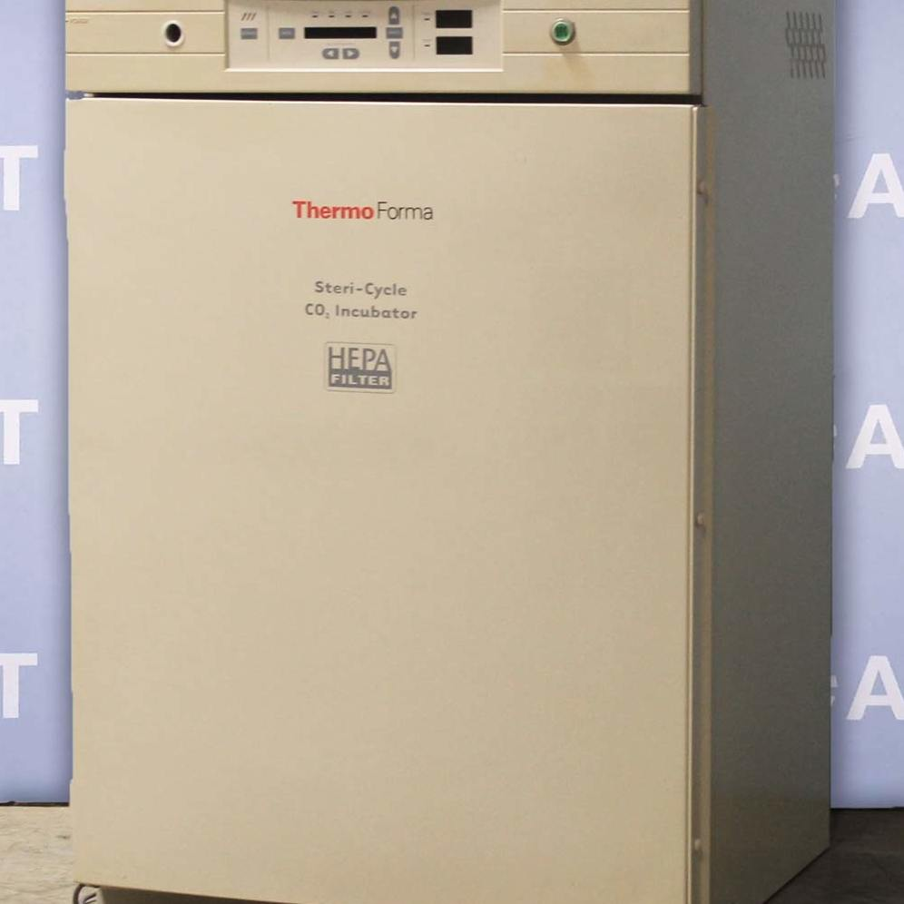 Thermo Forma Steri-Cycle 370 Double-Stacked CO2 Incubators Image