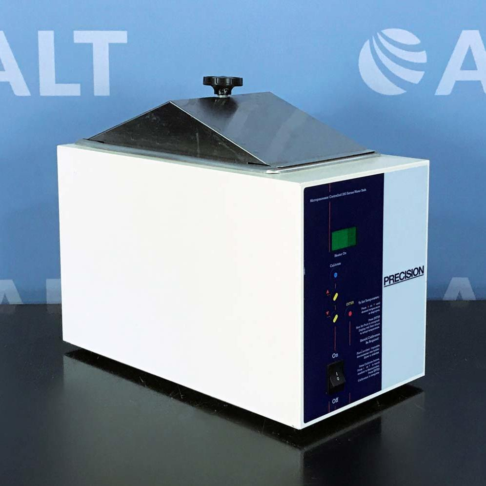 Precision Precision 280 Series 5.5 Liter Microprocessor Controlled Water Bath Image