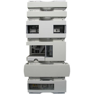Agilent Factory Refurbished 1100 Series HPLC System with G1311A, G1315A, G1313A, G1316A, G1322A Image