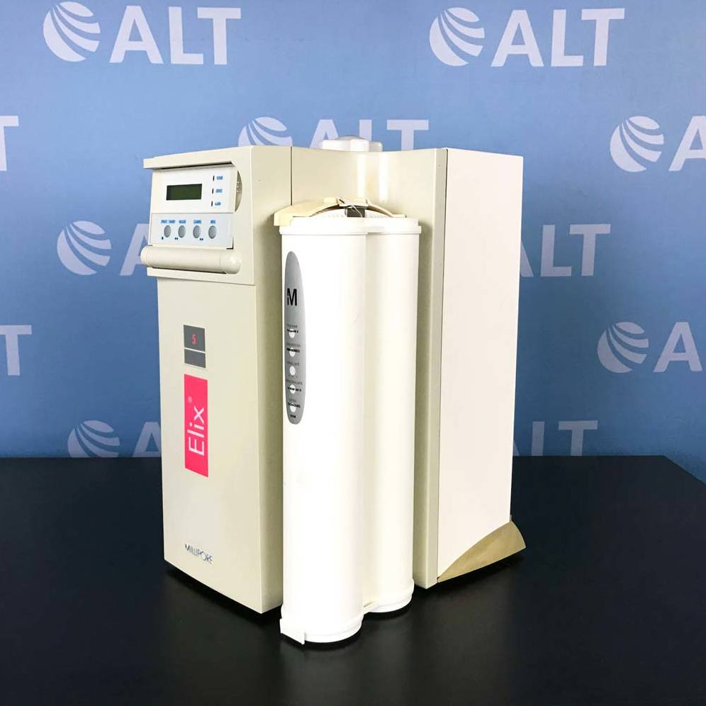 Millipore Elix 5 Water Purification System Image