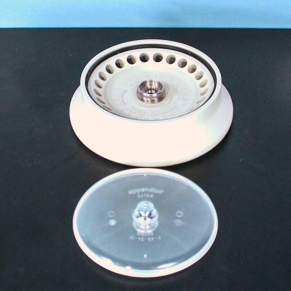 Fisher Scientific Microliter 24 x 2mL Fixed Angle Rotor Image
