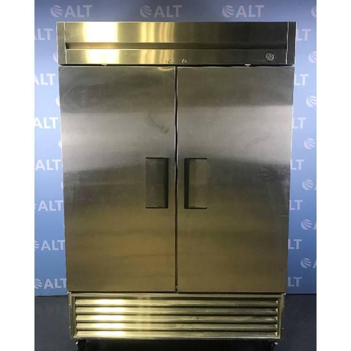 2 Door Refrigerator, Model T-49 Name