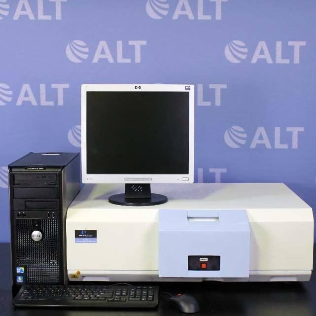 PerkinElmer LS-55 Fluorescence Spectrometer 120V Image