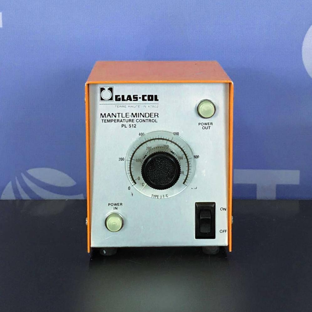 PL512 Mantle-Minder II Temperature Control Name