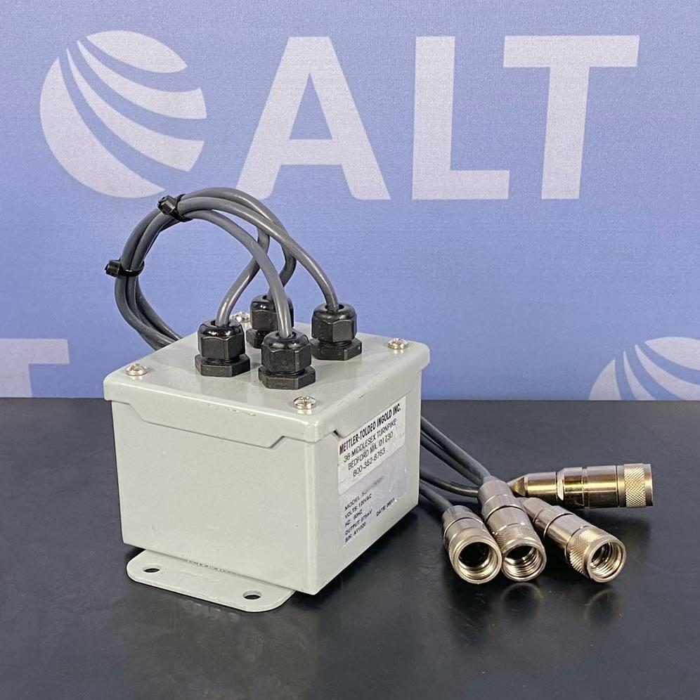 Mettler Toledo Power Distribution Device, Model 19696 Image