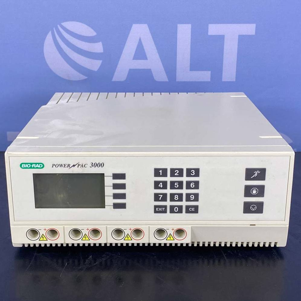 Bio-Rad PowerPac 3000 Power Supply Image