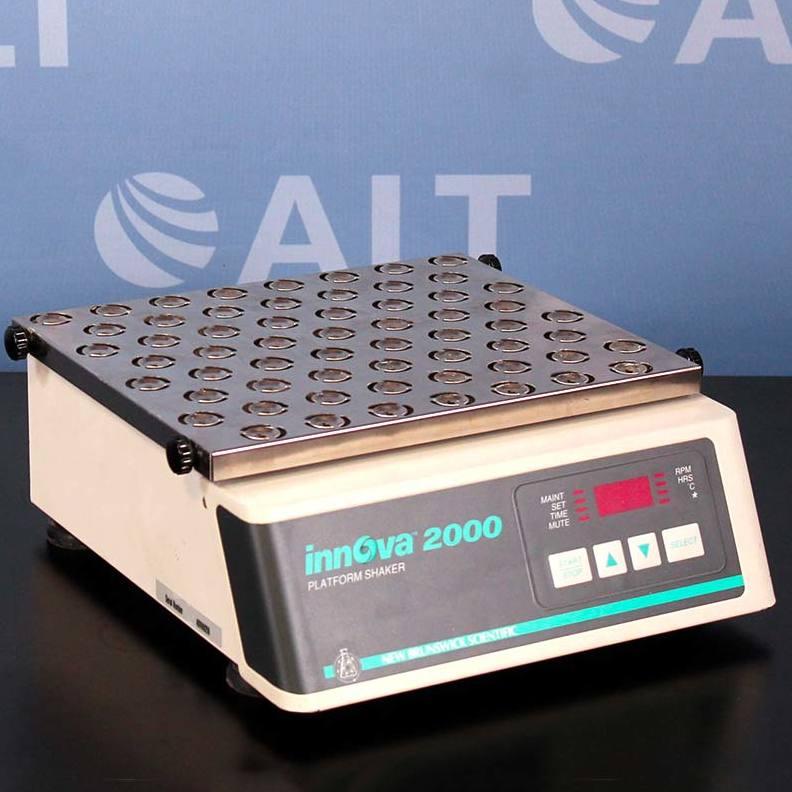 New Brunswick Scientific Co Innova 2000 Open Air Platform Shaker Image