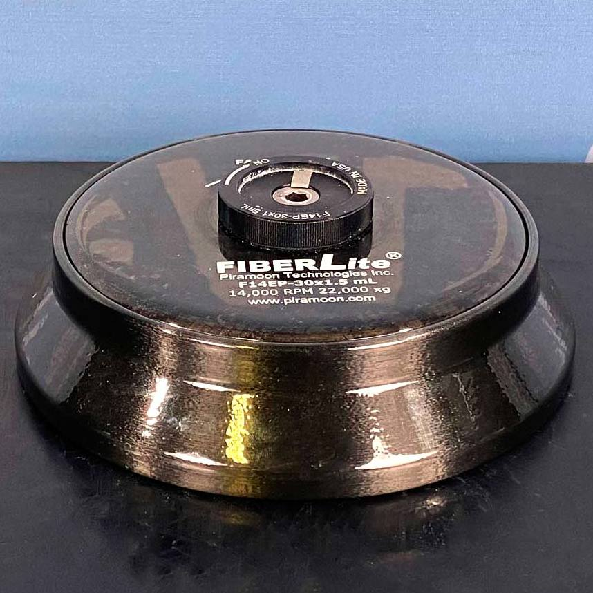 Thermo Scientific Fiberlite F14EP-30x1.5 mL Fixed Angle Carbon Fiber Rotor Image